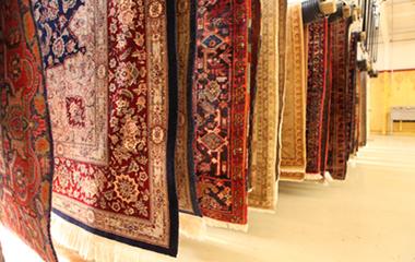 susenje tepiha u komori